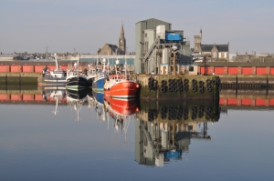 Fraserburgh Harbour Fishing Industry Services