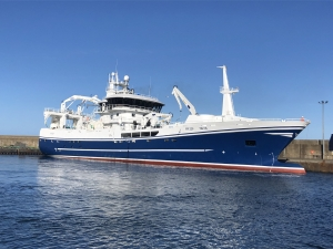 New pelagic vessel for Fraserburgh
